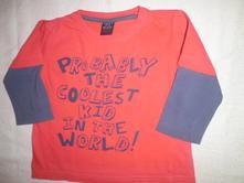 Slabší bavlněné triko, next,92