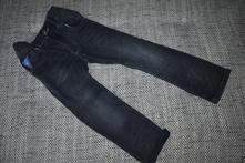 Šedé super slim džíny next, velikost 98/104, next,98