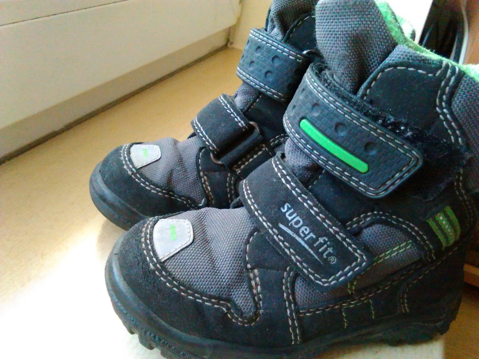 Zimní boty superfit s goretexem 24 3b7112828a