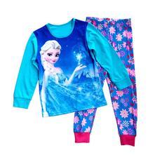 Bavlňené pyžamo ledové království č.7 vel.2-7.let, 98 - 134