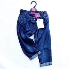 Dětské kalhoty, rif-0046-02, funky diva,98 / 116