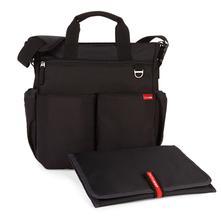 Skip hop přebalovací taška duo signature, černá,