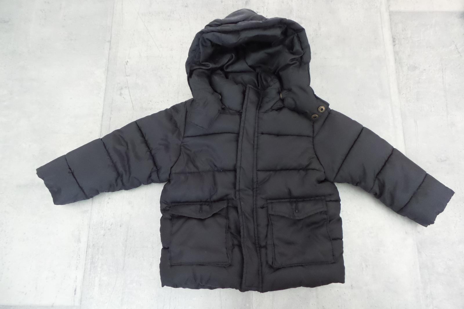 d934650e8c Zimní bunda zara