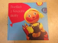 B28     kniha františek z kouzelné školky,