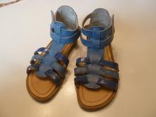 Kožené sandálky, baťa,29