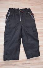 Oteplovačky/zateplené kalhoty vel. 104, 104