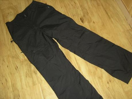 Dámské zimní kalhoty vel. l , l