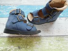 Kožené sandály 23 - jd mod dep, 23