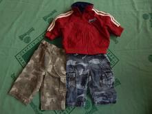 Bunda+1x kalhoty, next,74