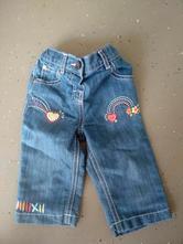 Džínové kalhoty, f&f,74
