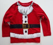 Vánoční triko santa clause, tu,86