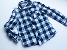 Chlapecká károvaná košile č.567, f&f,152