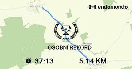dalších 5 km