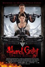 Hansel & Gretel: Witch Hunters - Jeníček a Mařenka: Lovci čarodějnic (r. 2013)
