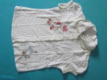 Košilová halenka s motýlky, next,110