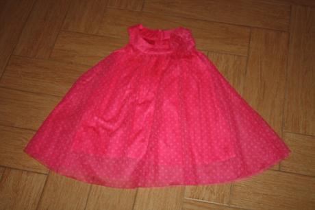 Šaty s kytičkou, kiki&koko,104