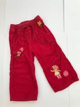 Manžestrové kalhoty next - v.12/18 měs., next,86