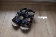 Sandálky geox, geox,28