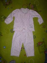 Flanelové pyžamo, george,92