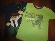 2x tričko, 104