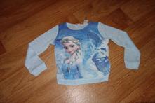 Frozen, pletené tričko vel. 98/104, h&m,98