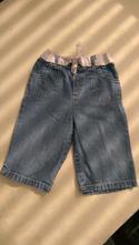 Lehké džínové kalhoty s mašličkou, early days,74