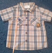 Letní košile 12-18 měsíců, baby,86