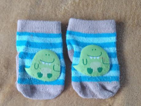 Kojenecké ponožtičky, 17