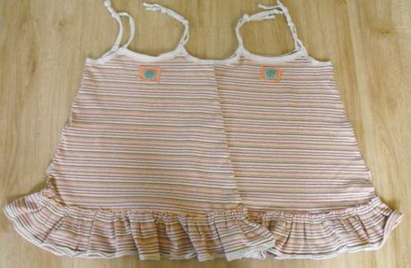 E14-úpletové šaty 2 ks, 104