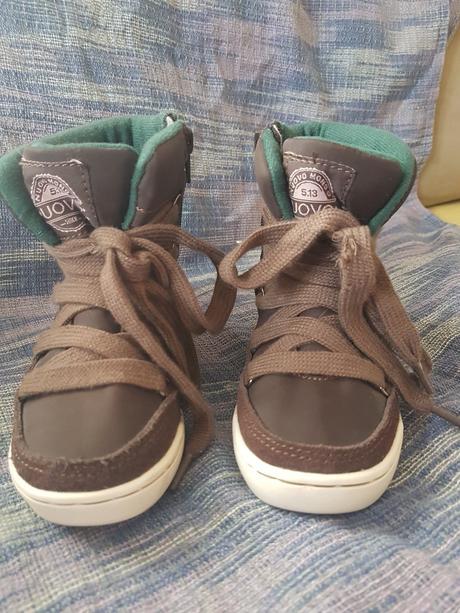 Zimní boty uovo, cena včetně dopravy, 28