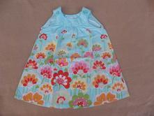 Letní šaty s kalhotkami, h&m,80