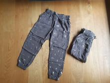 Lehoucke letni haremove kalhoty, vel 104, 104