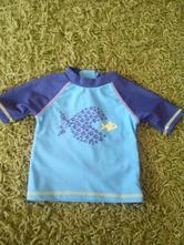 Plavkové koupací triko, f&f,68