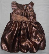 W14. společenské šaty 2-3 roky, h&m,98