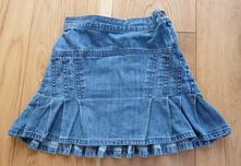Džínová sukně next - vel. 104, next,104