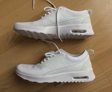 Nové bílé dámské tenisky nike air max, vel. 40,5, nike,40