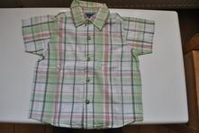 Bavlněná letní košile, cherokee,104