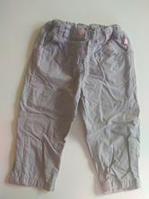 Podšité kalhoty s kapsami, okay,86