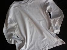 Vel. 134 bílé triko, 134