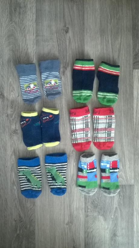 Ponožtičky, 56