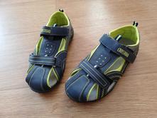 Nenošené sandálky vnitřní stélka 22 cm, 34