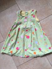 Letní šaty, šatičky 80-86, george,80