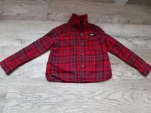 Flanelová košile vel. 128, 128