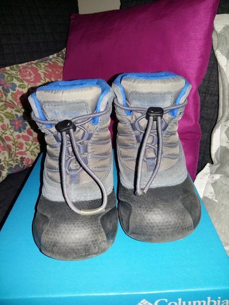 Zimní boty columbia vel 26, columbia,26