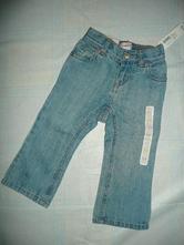 Džíny kalhoty vel 18-24 měs, old navy,92 / 98