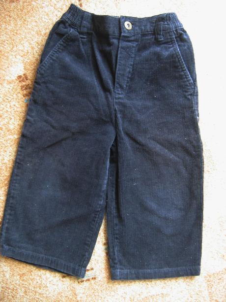 Manžestrové kalhoty cherokee - vel. 92, cherokee,92