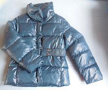 Geox - zimní dívčí bunda 122-128, 122