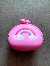 Nová peněženka pro malou holčičku,
