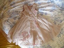 Dívčí jemné šaty next vel. 104 - 3 - 4 roky, next,104