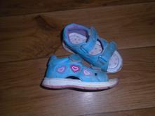 Sandálky, deichmann,22